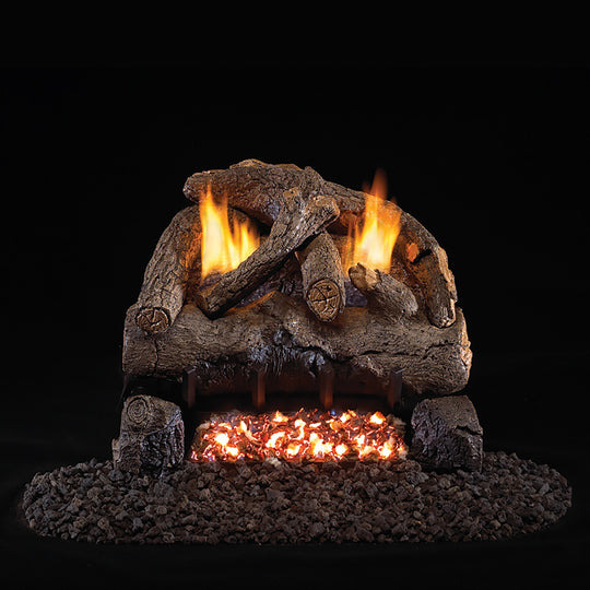 Real Fyre Vent-Free Evening Fyre Gas Logs
