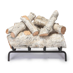 Real Fyre Vented Mountain Birch Gas Logs