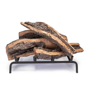 Real Fyre Vented Woodstack Gas Logs