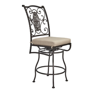 San Cristobal Swivel Counter Stool - Copper Canyon
