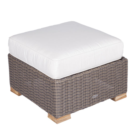 Sanibel Deep Seating Ottoman - Starfire Direct
