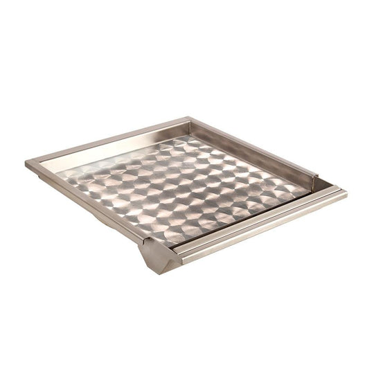Stainless Steel Griddle for A79, A66, A53, E1060, E790, E660, Power Burners, and Double Searing Stations - Starfire Direct
