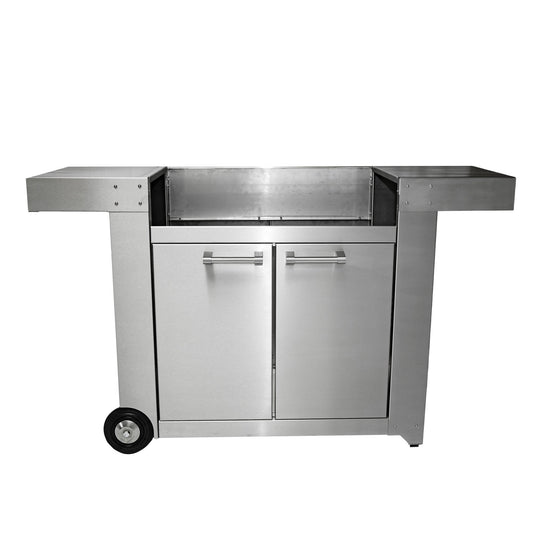 Stainless Steel Le Griddle Cart - Starfire Direct