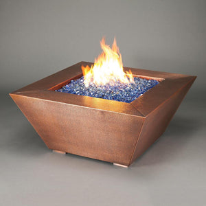 "Starfire Designs 40"" Copper Canyon Gas Fire Pit"