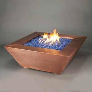 "Starfire Designs 48"" Copper Canyon Gas Fire Pit"