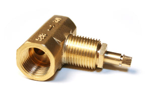 Straight Gas Valve Only - Starfire Direct