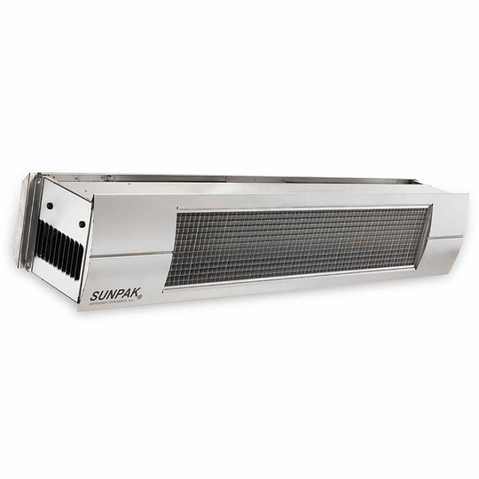 Sunpak S25 Stainless Steel Infrared Heater