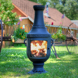 Venetian Gas Chiminea - Starfire Direct