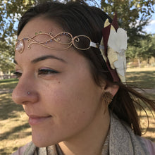 """Trust"" Crown by Flower Fairy Designs"