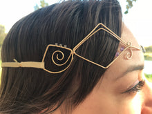 """Balance"" Crown by Flower Fairy Designs"