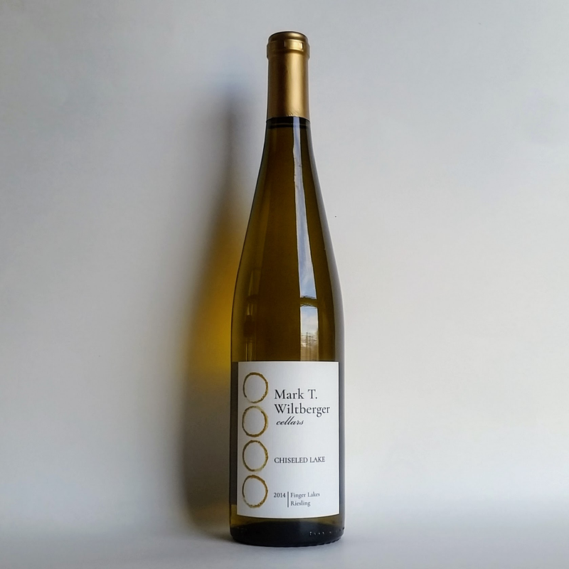 "Riesling 2014 ""Chiseled Lake"""