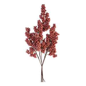 Cluster Berry Branch - Copper