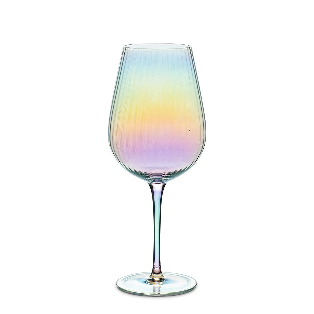 Large Unicorn Wine Goblet