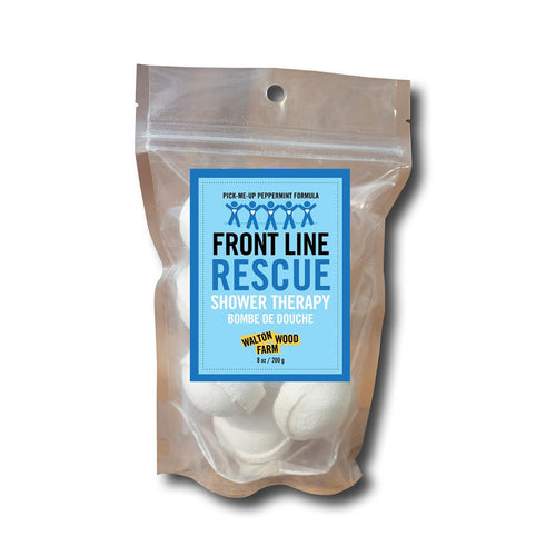 Front Line Rescue Shower Therapy Pouch