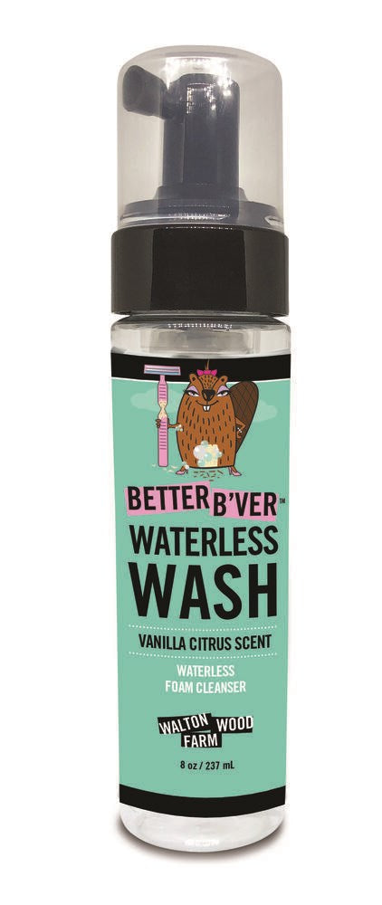 Better B'ver Waterless Wash