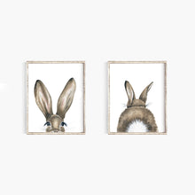 Load image into Gallery viewer, Bunny Tail - Emma Allen Single Art Print