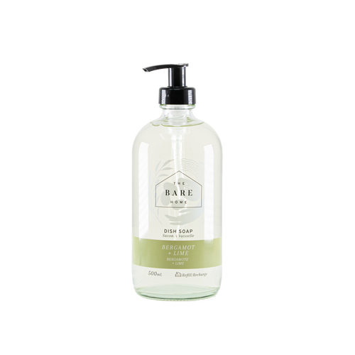 Dish Soap - Bergamot & Lime 500mL