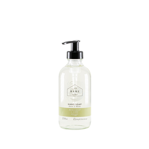 Hand Soap - Bergamot & Lime 250 mL