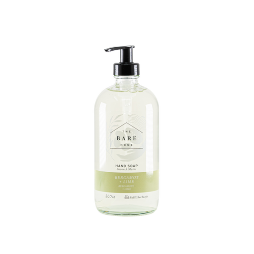 Hand Soap - Bergamot & Lime 500 mL