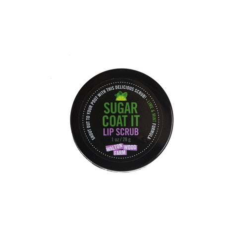 Sugar Coat It Lip Scrub - Walton Wood Farm