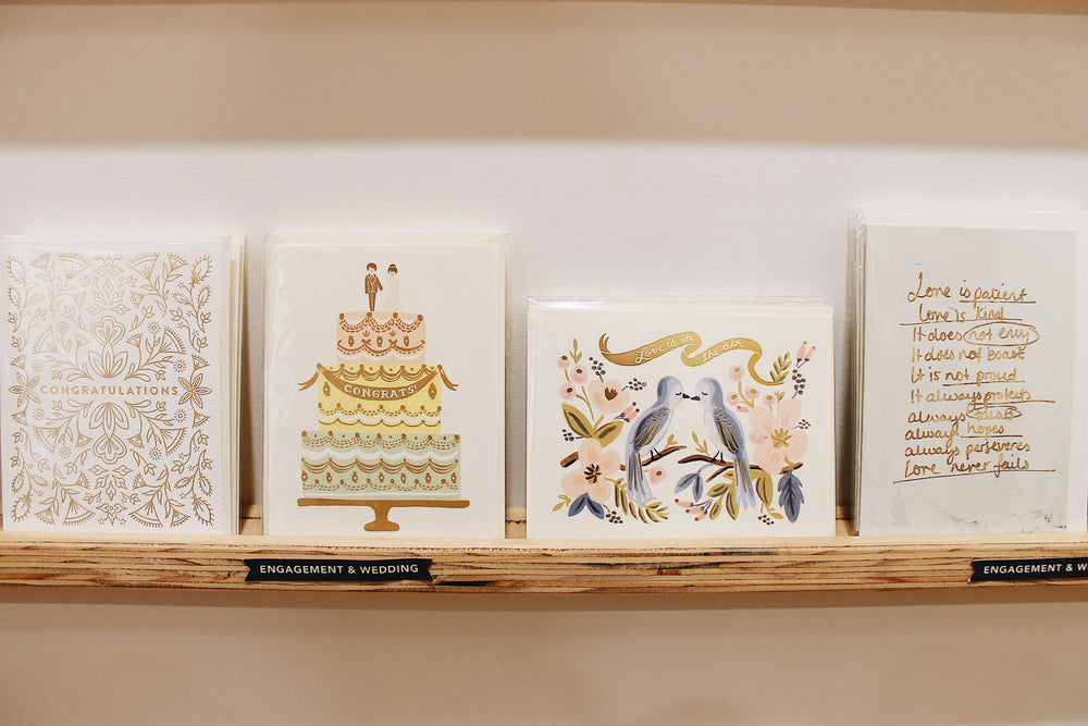 Greeting Cards for Weddings
