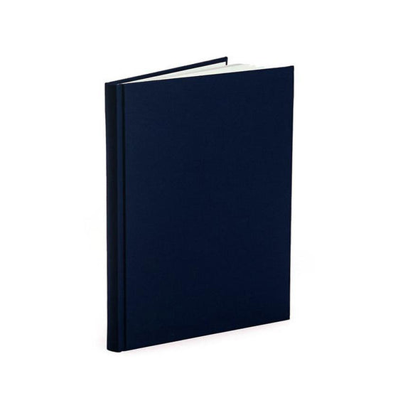 'Marine/Navy' Linen Bound Notebooks