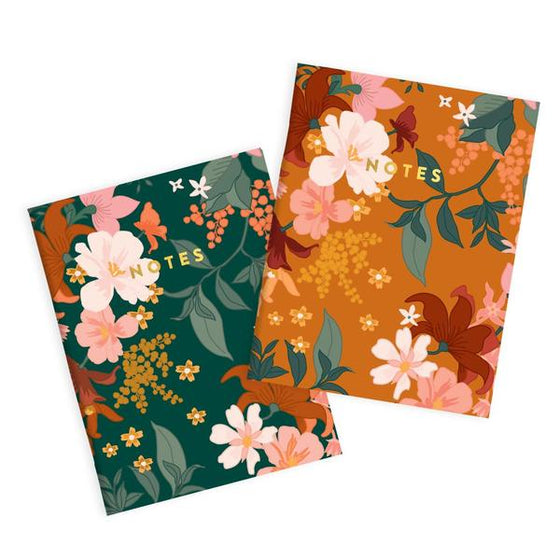 Twin Pack 'Bohemia' Pocket Notebooks