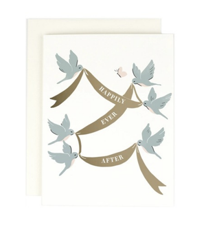 'Happily Every After' Greeting Card