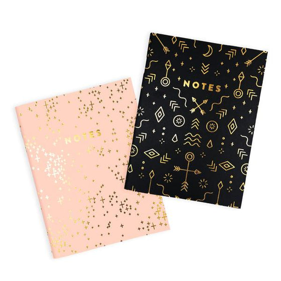 Twin Pack 'Totem' Pocket Notebooks