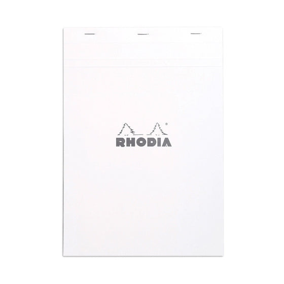 'Ice White' Rhodia Notepads