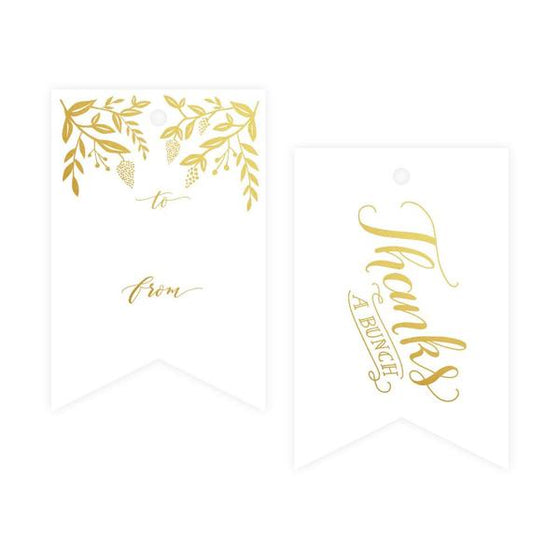 'Classic' Gift Tags (8 Pack)