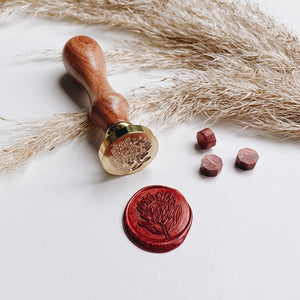 'Protea' Wax Seal Stamp