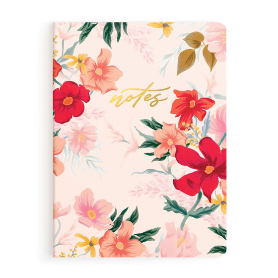 'Poppy' Notebook