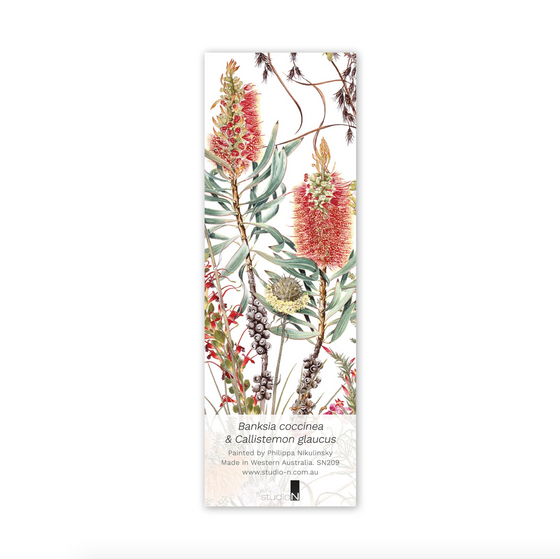'Albany Wildflowers' Bookmark