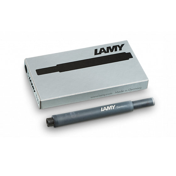 LAMY 'T10' Fountain Pen Ink Cartridges (Colour Options)