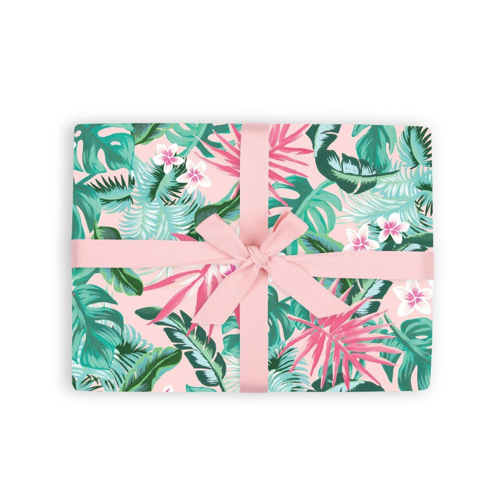 Load image into Gallery viewer, 'Aloha' Gift Wrap (Per Sheet)