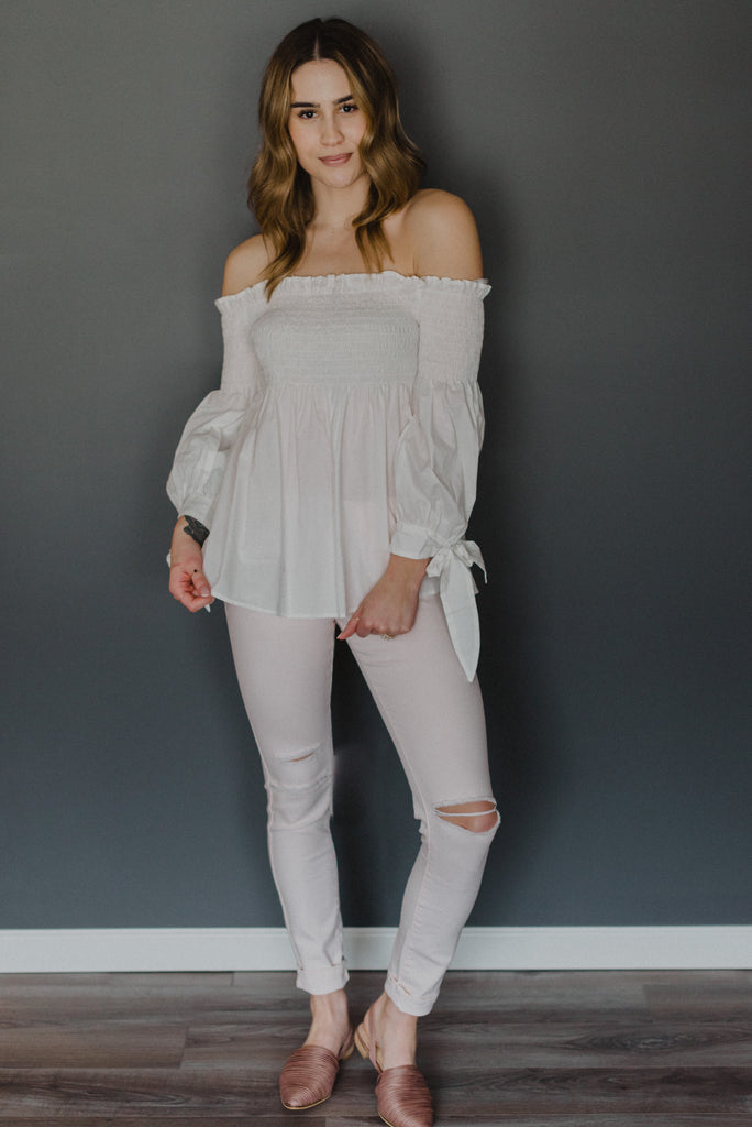 Made You Blush Skinny Jeans / FLASH SALE