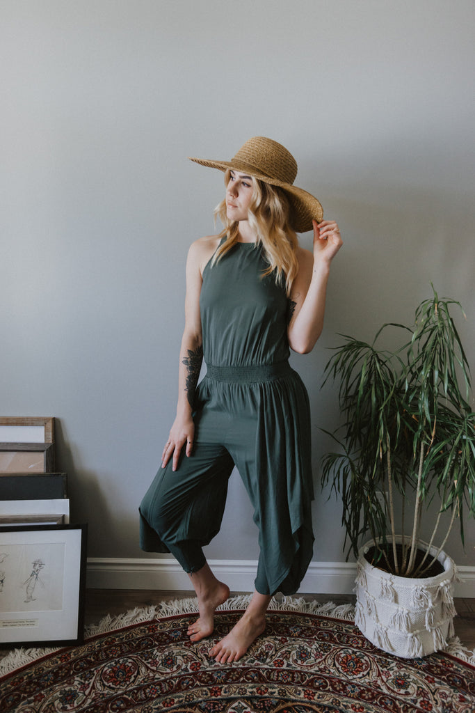 Out of the Bottle Genie Jumpsuit