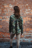 SOLD OUT / Ally Camouflage Jacket