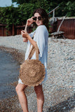 SOLD OUT / Gobi Crochet Circle Bag