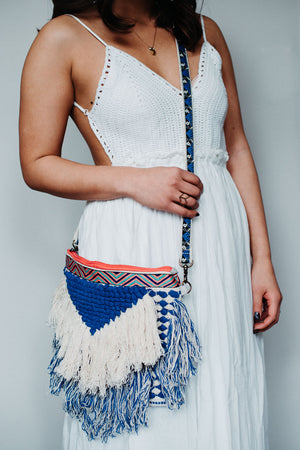 FLASH SALE / Desert Wanderer Crossbody Clutch