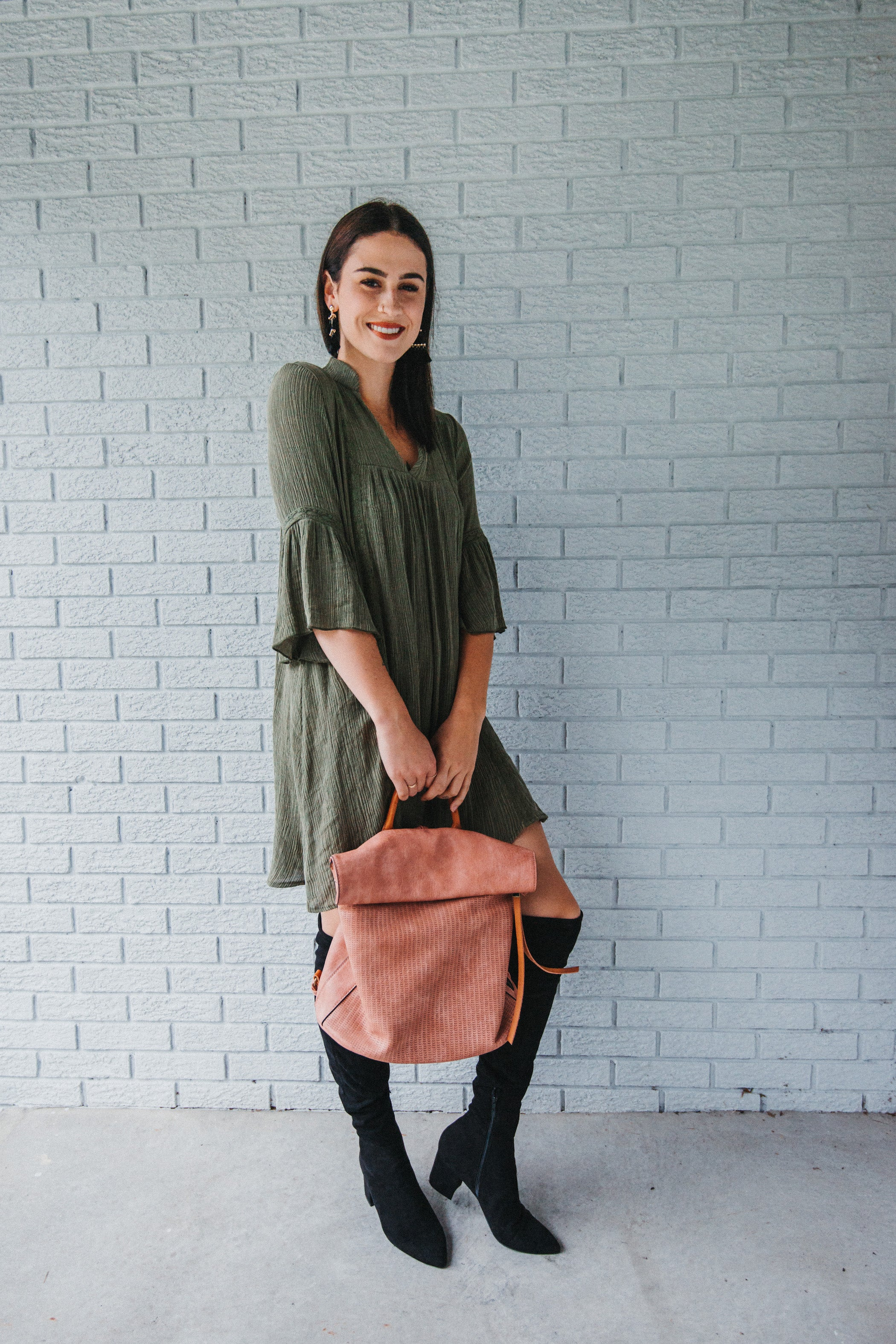 Globetrotter Backpack in Blush