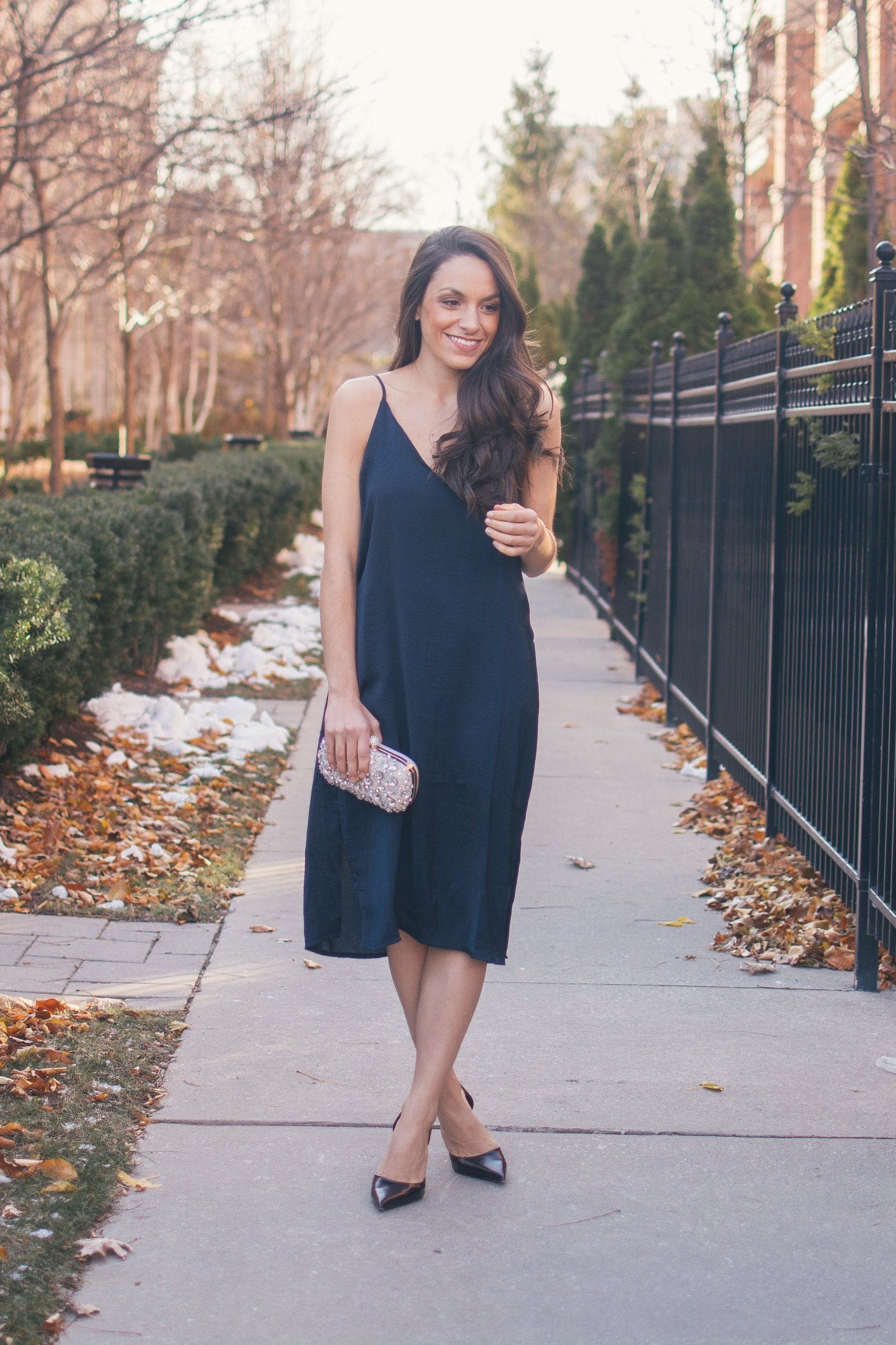 The Audrey Slip Dress / FINAL SALE