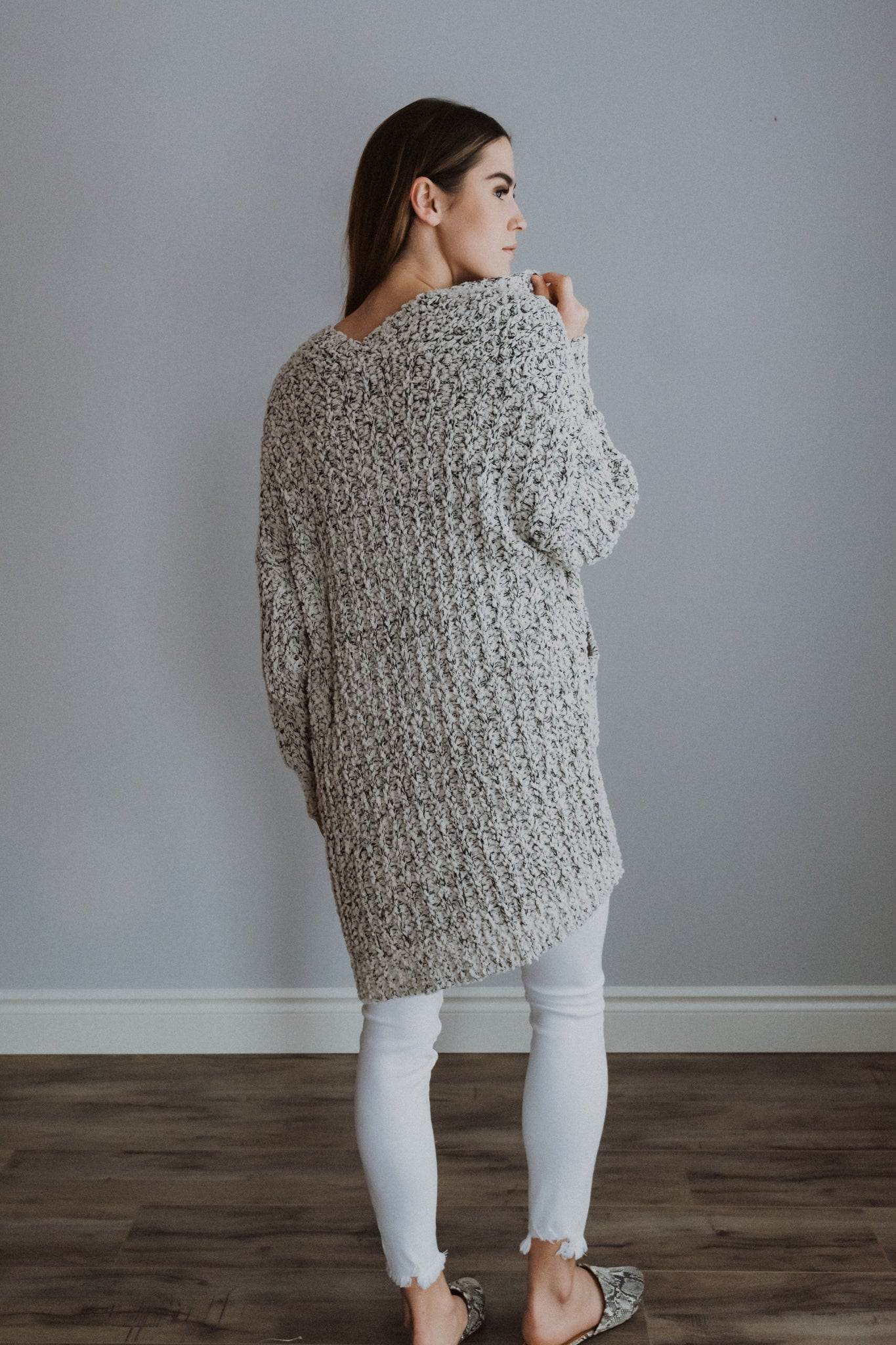 Home Again Cardigan / FINAL SALE