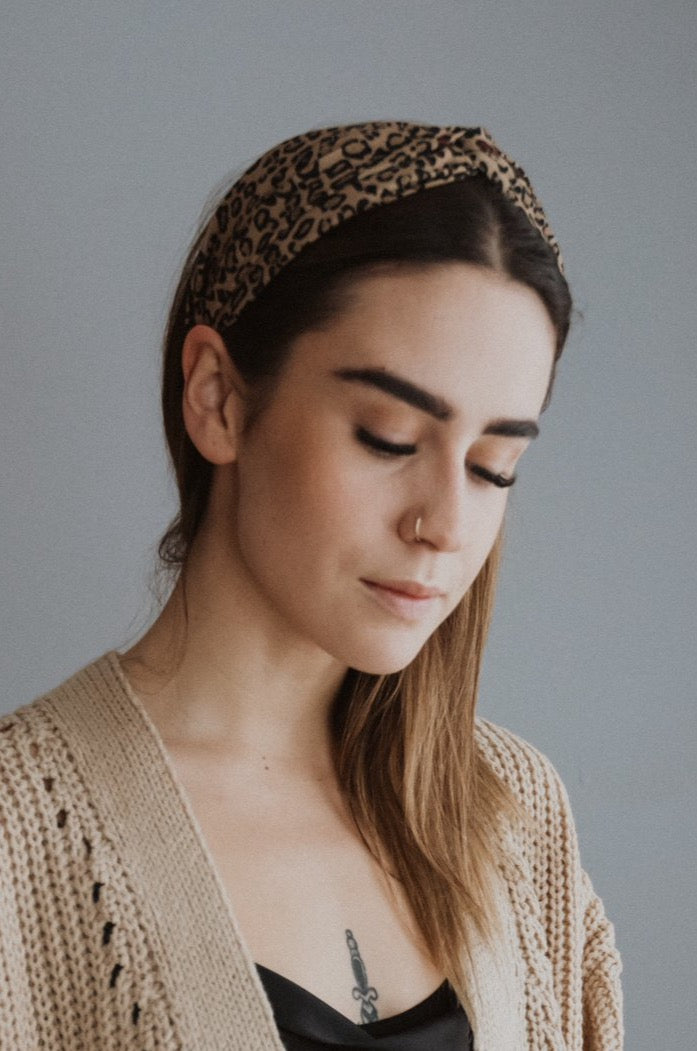 Wildest Dreams Knot Headband