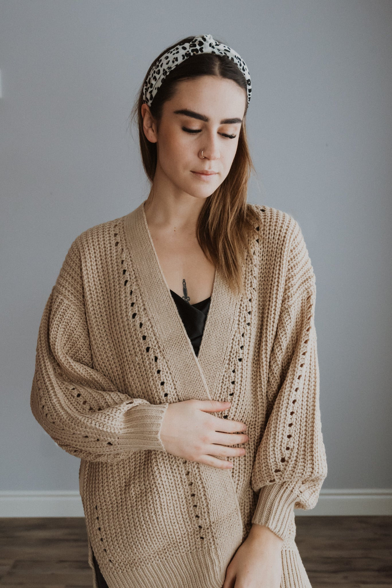 zSOLD OUTz Oh My Cozy Knit Cardigan