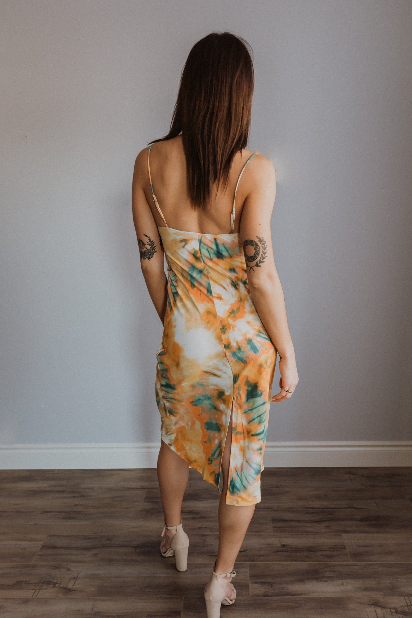 Ray of Sunshine Cami Dress