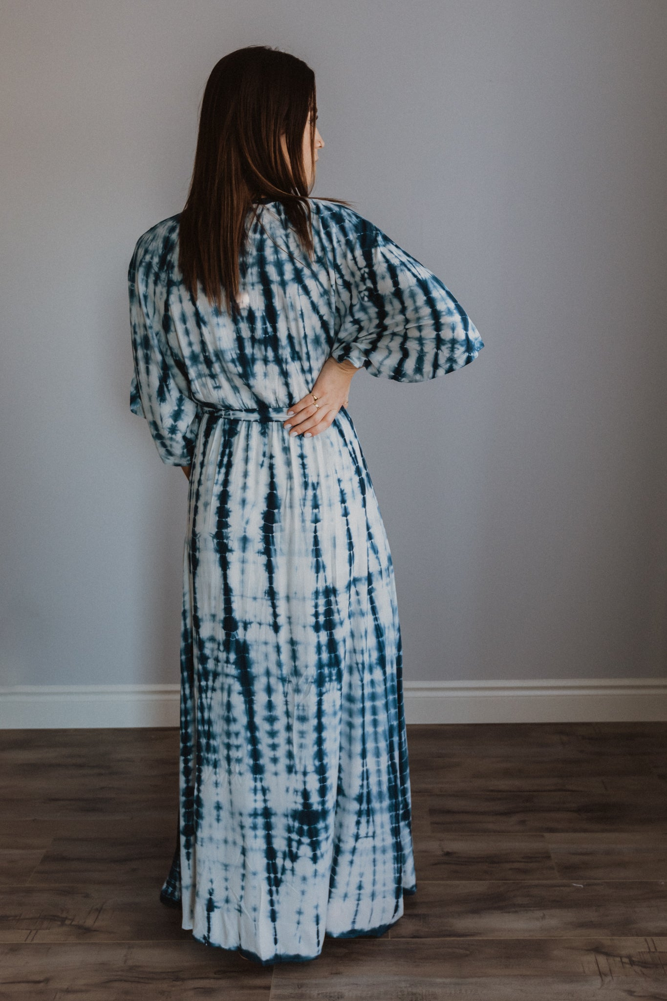 Daydream With Me Tie Dye Maxi Dress
