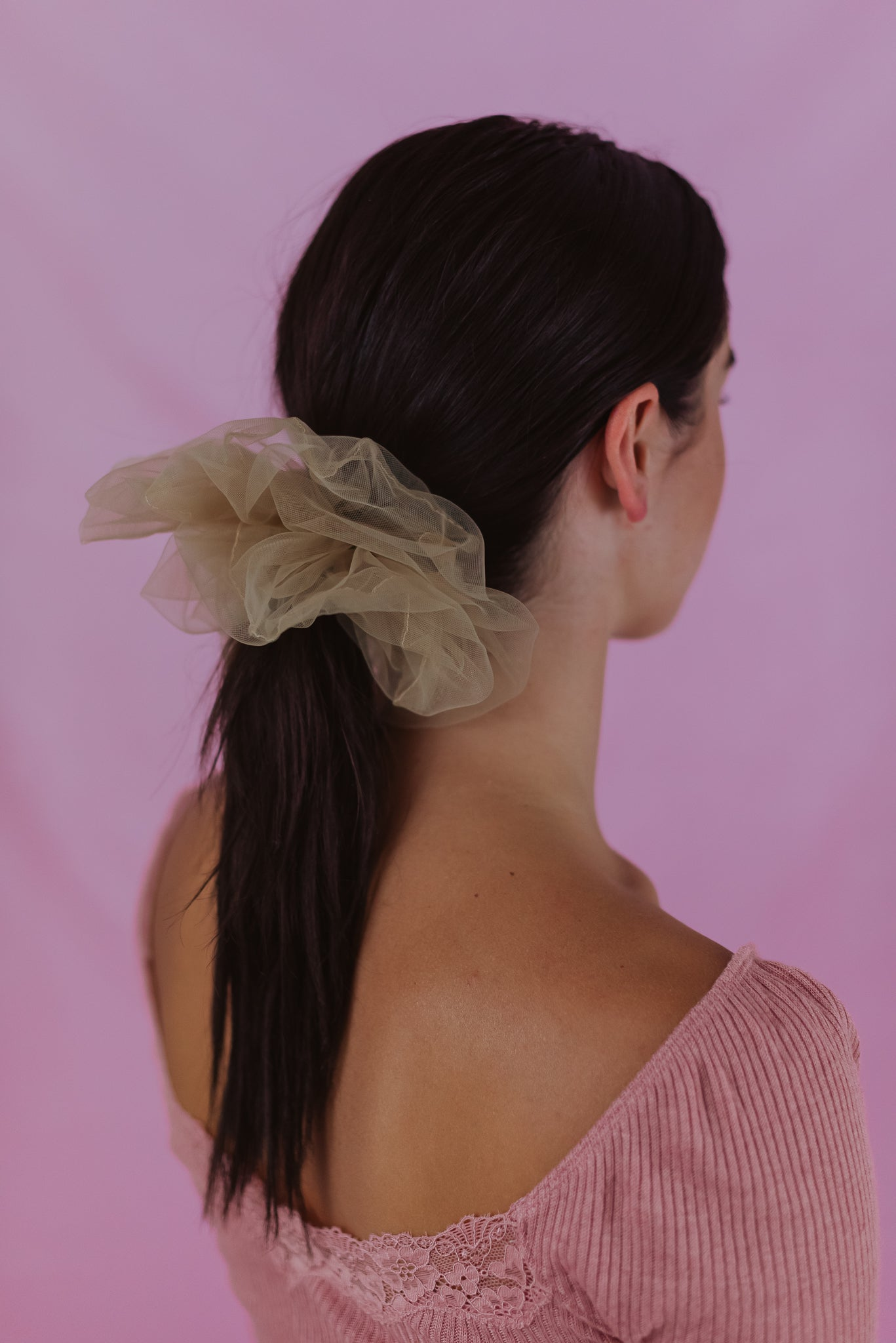 On Cloud Nine Scrunchies in Toffee