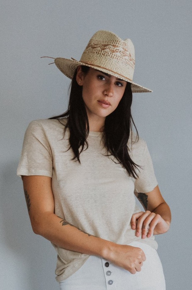 Take It or Weave It Panama Hat